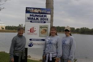 2011 Hunger Walk - Team Melanson2
